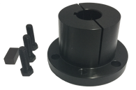 "Q1X118 Q1 Bushing with Finished Bore (1 1/8"" Bore) - Froedge Machine & Supply Co., Inc."