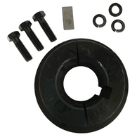 "Q1X158 Q1 Bushing with Finished Bore (1 5/8"" Bore) - Froedge Machine & Supply Co., Inc."