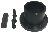 "Q1X214 Q1 Bushing with Finished Bore (2 1/4"" Bore) - Froedge Machine & Supply Co., Inc."