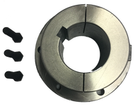 "R1X2316 R1 Bushing with Finished Bore (2 3/16"" Bore) - Froedge Machine & Supply Co., Inc."