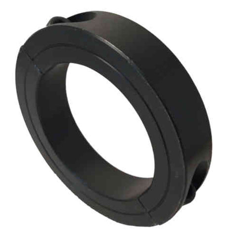 "SET34 Black Oxide Double Split Collar (3/4"" Bore, 1 1/2"" O.D.) - Froedge Machine"