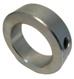"SET118 Zinc Solid Set Collar (1 1/8"" Bore, 1 3/4"" O.D.) - Froedge Machine & Supply Co., Inc."