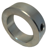 "SET1116 Zinc Solid Set Collar (11/16"" Bore, 1 1/4"" O.D.) - Froedge Machine & Supply Co., Inc."