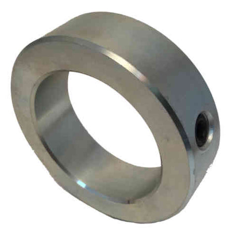 "SET58 Zinc Solid Set Collar (5/8"" Bore, 1 1/8"" O.D.)"