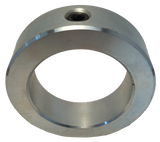 "SET1716 Zinc Solid Set Collar (1 7/16"" Bore, 2 1/4"" O.D.) - Froedge Machine"