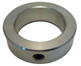 "SET218 Zinc Solid Set Collar (2 1/8"" Bore, 3"" O.D.) - Froedge Machine & Supply Co., Inc."