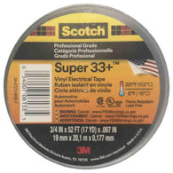 Super 33+ Vinyl Electrical Tape