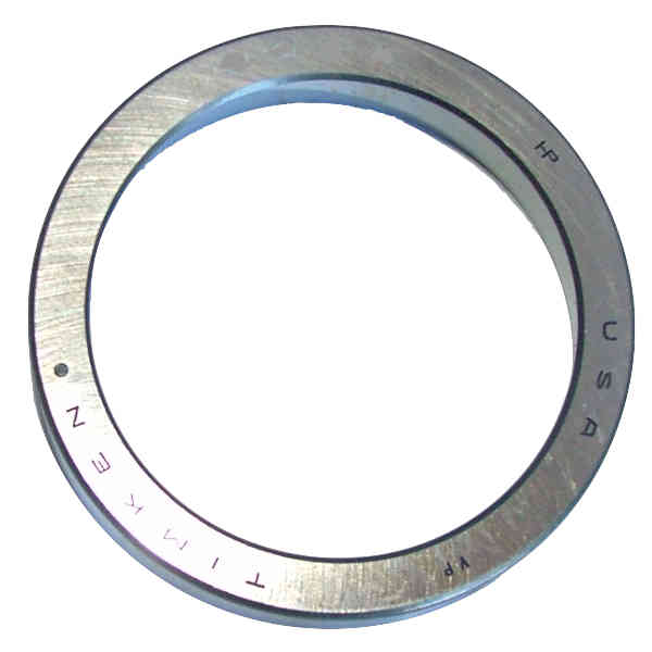 TAPERED ROLLER BEARING 15523 cup outside diameter 2.375 in or 60.325 mm