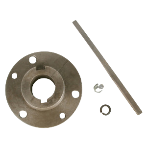 "2WTBK-1.716 Tapered Bushing Kit (1 7/16"" Bore) - Froedge Machine & Supply Co., Inc."