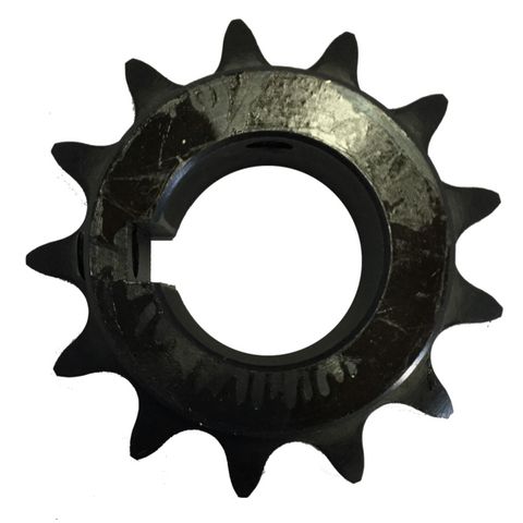 "H8013X1716 13-Tooth, 80 Standard Roller Chain Finished Bore Sprocket (1"" Pitch, 1 7/16"" Bore) - Froedge Machine & Supply Co., Inc."