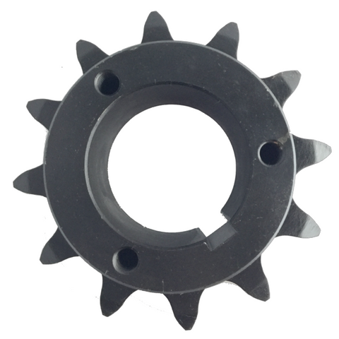 "H80P12 12-Tooth, 80 Standard Roller Chain Split Taper Sprocket (1"" Pitch) - Froedge Machine & Supply Co., Inc."