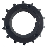 "H80Q14 14-Tooth, 80 Standard Roller Chain Split Taper Sprocket (1"" Pitch) - Froedge Machine & Supply Co., Inc."