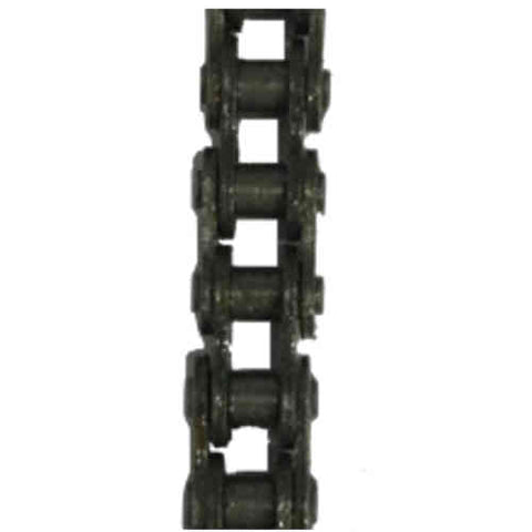 "HKK #35 Standard Riveted Rollerless Chain (0.375"" Pitch) - SOLD BY THE FOOT"