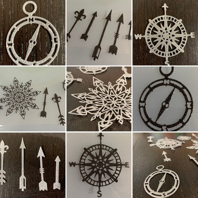 Crafty Compasses Compasses and N Arrows