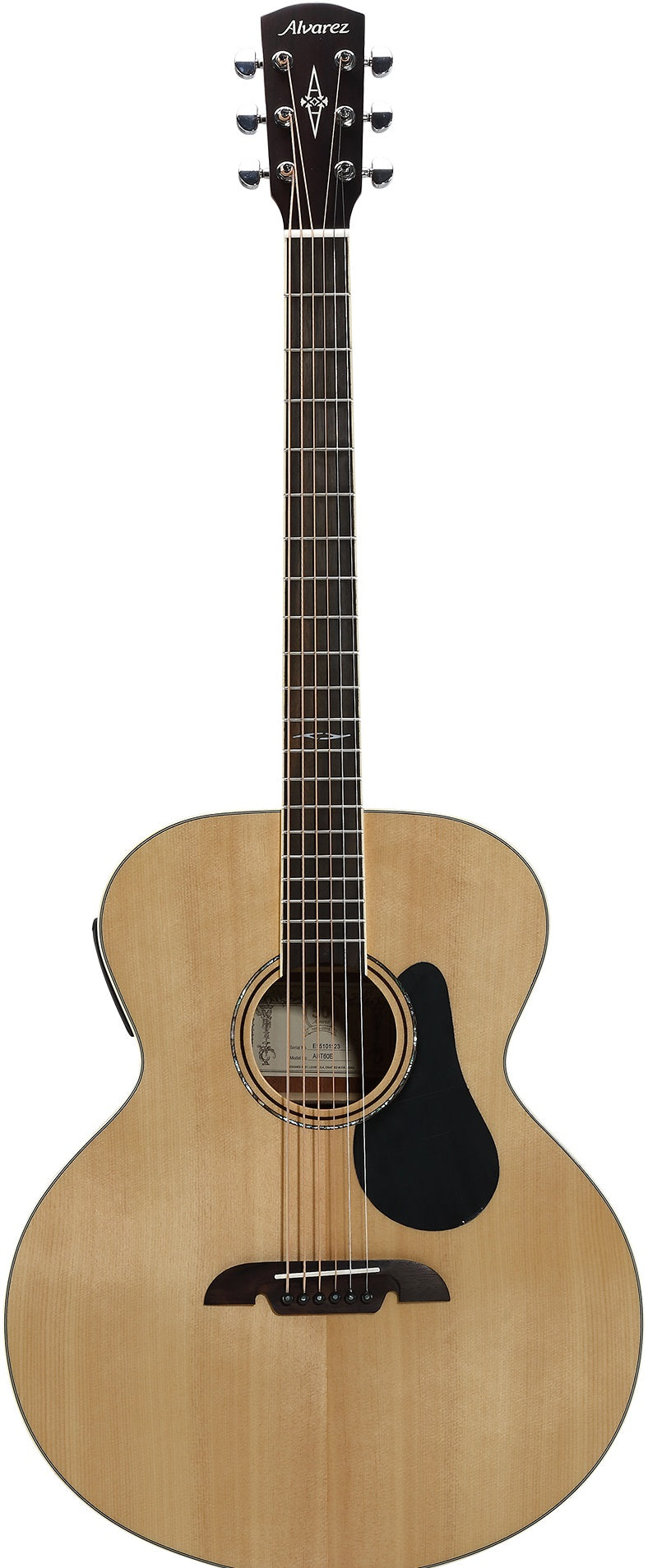 Alvarez ABT60E Baritone Acoustic-Electric Guitar