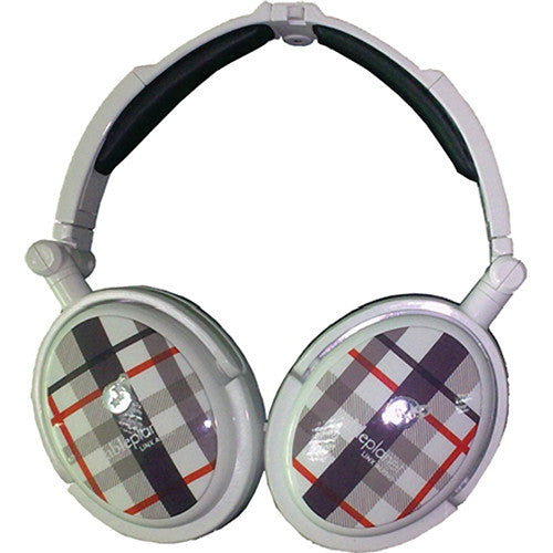 Able Planet XNC230 Extreme Foldable Noise Canceling Headphones (White)
