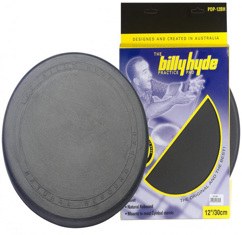 Billy Hyde DP-12BH Practice Pad 12""