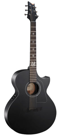 Cort EVL A4 BKS ACOUSTIC-ELECTRIC