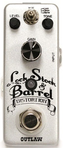 Outlaw Lock Stock & Barrel 3-Mode Distortion