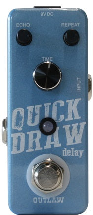 Outlaw Quick Draw Delay