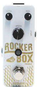 Outlaw Effects Rocker Box Tremolo Pedal