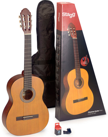 Stagg Classical Guitar Pack C440NT