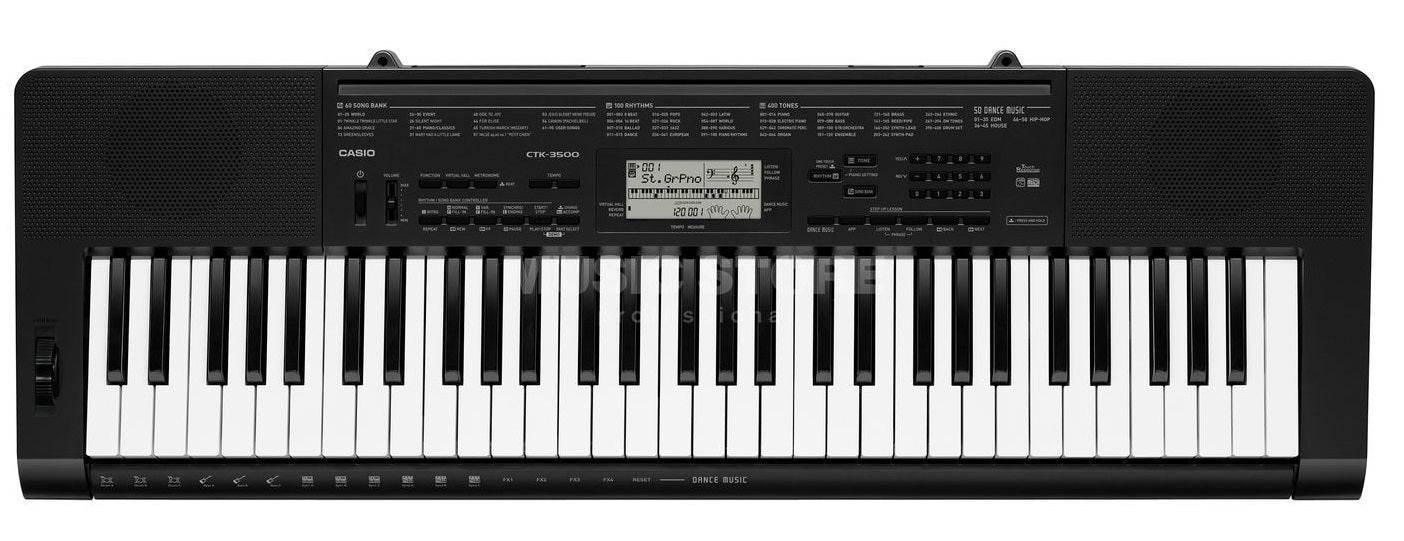 Casio CTK-3500 61-key Portable Arranger