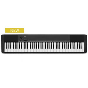 Casio CDP-135 88-Key Digital Piano Black with Stand