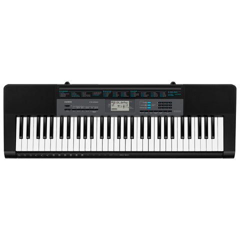 Casio 61-Key Electric Keyboard (CTK-2550)