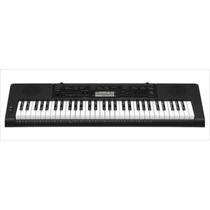 Casio 61-Key Electric Keyboard (CTK-3200) – Black