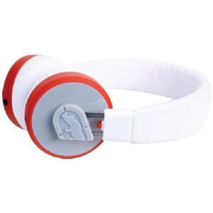 ECKO UNLIMITED EKU-VT40-WHT VOLT HEADPHONES WITH IN-LINE MICROPHONE (WHITE or BLACK)