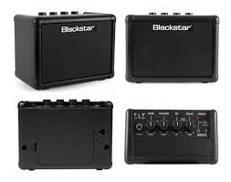 Blackstar FLY 3 Mini Guitar Amplifer – Battery or DC Powered – Tape Delay Effects