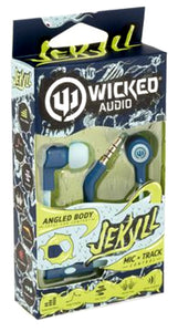 Wicked Audio Jekyll In-Ear Headphones with Microphone
