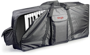 Stagg Standard black nylon keyboard bag K10-115