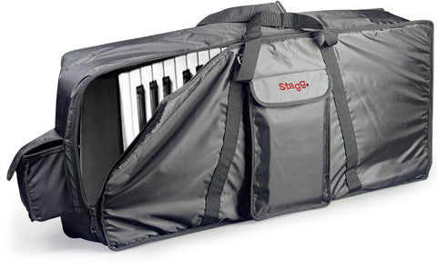 Stagg Standard black nylon keyboard bag K10-118