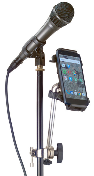 Stagg Look Smart phone/tablet holder set with clamp and arm