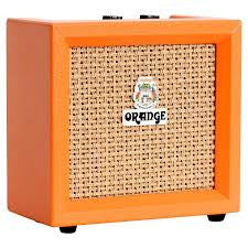 Orange Amplifiers Micro Crush Series CR3 3W 1×3.5 Guitar Combo Amp