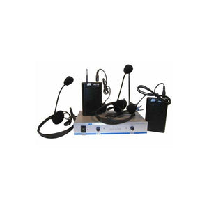 PPA11B: Professional Wireless Microphone System