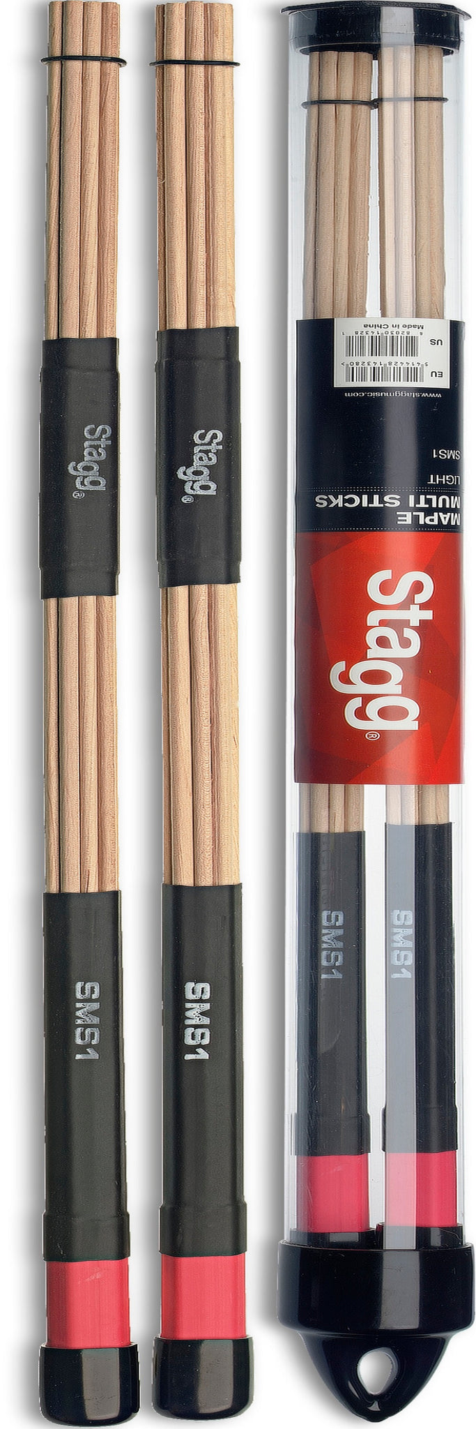 Stagg maple multi-sticks SMS1