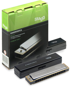 Stagg T32 Tremolo Diatonic Harmonica in C major