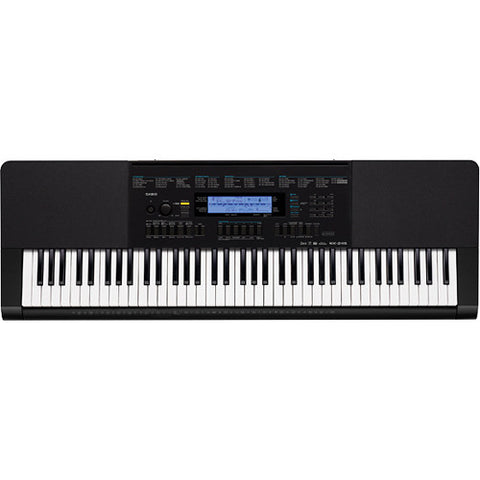 Casio WK-245 keyboard 76 keys