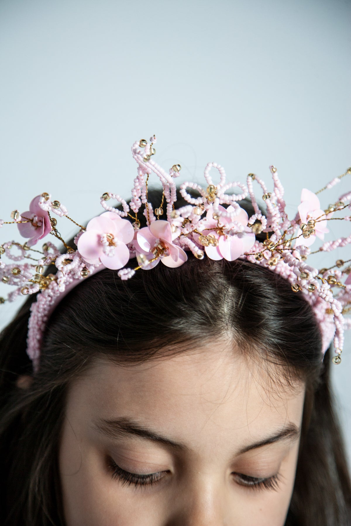 Gina Headpiece