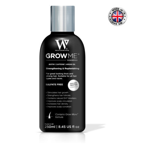 Watermans Shampoo GrowMe