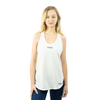 Bloom Tank Top - White
