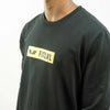 Phantom Crew Neck - Black/Yellow