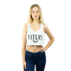 Breeze Crop Top - Ice