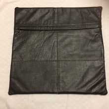Soft fur leather pillowcase