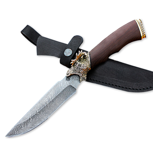 Custom Bowie Knife