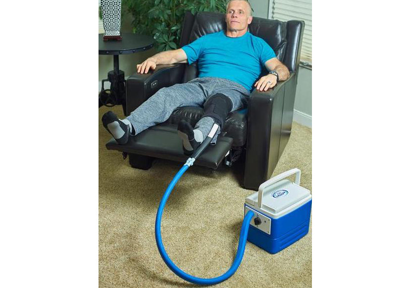 Monthly Product Spotlight: Easy Cold Therapy after Knee or Hip Replacement