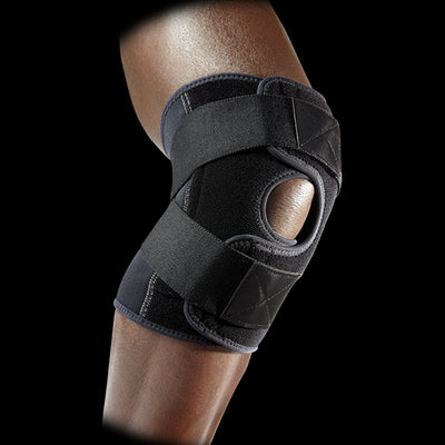 McDavid 4195 Knee Support/Adjustable/Cross Straps